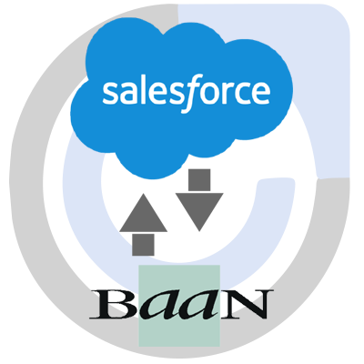 Baan and Salesforce