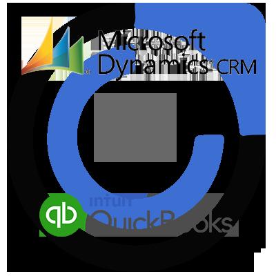 QuickBooks ERP and Microsoft Dynamics 365 CRM