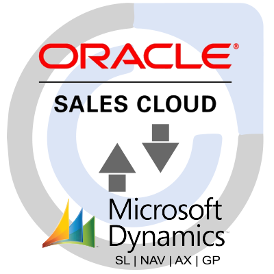 Oracle ERP Cloud and Microsoft Dynamics 365