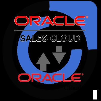 SOracle ERP Cloud and Oracle Sales Cloud