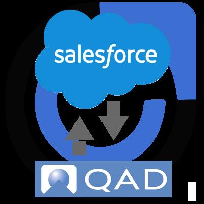 QAD and Salesforce
