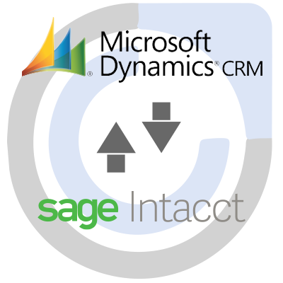 Sage Intacct ERP and Microsoft Dynamics 365 CRM