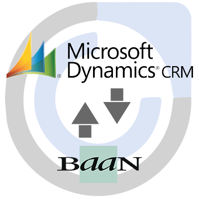 Baan and Microsoft Dynamics 365 CRM