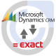 Exact ERP and Microsoft Dynamics 365 CRM