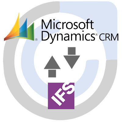 IFS ERP and Microsoft Dynamics 365 CRM