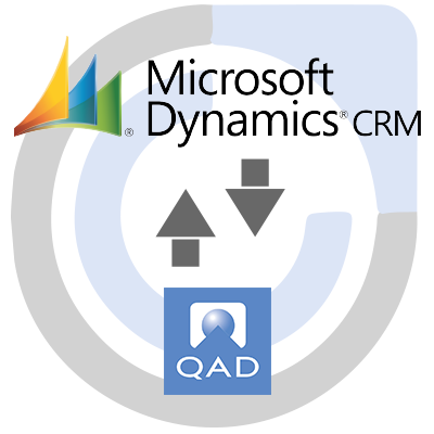 QAD ERP and Microsoft Dynamics 365 CRM