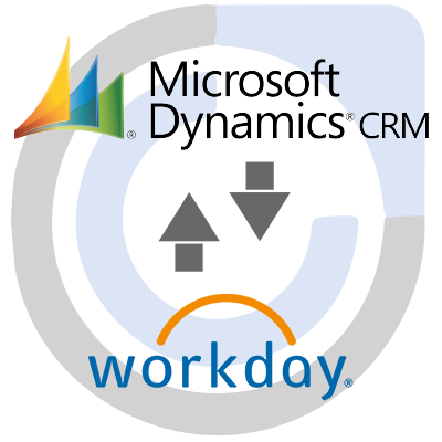Workday ERP and Microsoft Dynamics 365 CRM