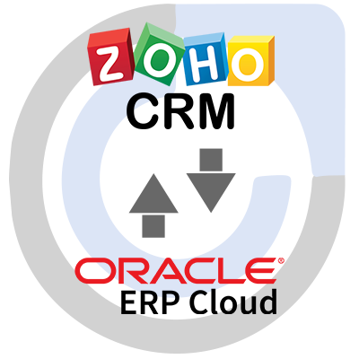Oracle ERP Cloud and Zoho