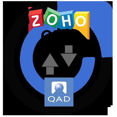 QAD and Zoho