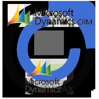 Microsoft Dynamics AX ERP and Microsoft Dynamics 365 CRM