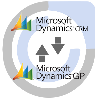 Microsoft Dynamics GP (Great Plains) ERP and Microsoft Dynamics 365 CRM