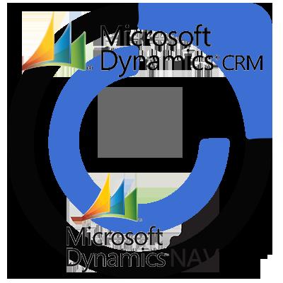 Microsoft Dynamics NAV (Navision) ERP and Microsoft Dynamics 365 CRM