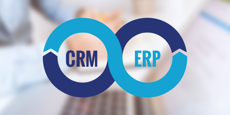 Image result for crm vs erp