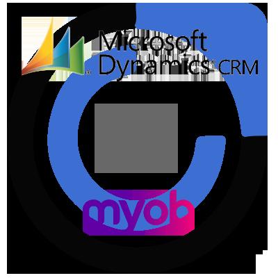 MYOB ERP and Microsoft Dynamics 365 CRM