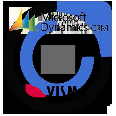 VISMA ERP and Microsoft Dynamics 365 CRM