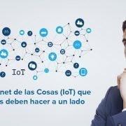 Mitos de Internet de las Cosas IoT