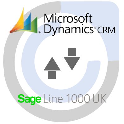 Sage Line 1000 (UK) ERP and Microsoft Dynamics 365 CRM
