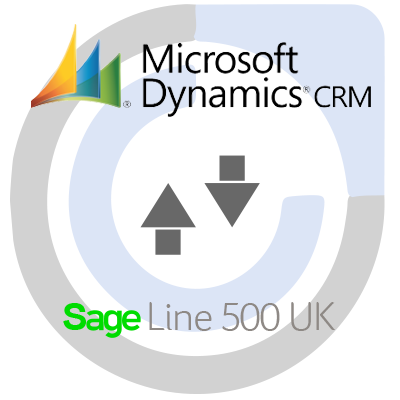 Sage Line 500 (UK) (Tetra) ERP and Microsoft Dynamics 365 CRM