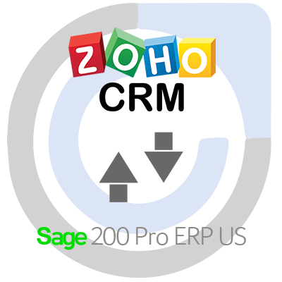 SYNC Integration for Sage 200 Pro ERP and Zoho CRM