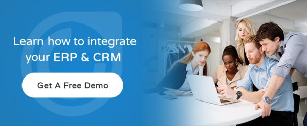 SYNC Demo integrate CRM ERP