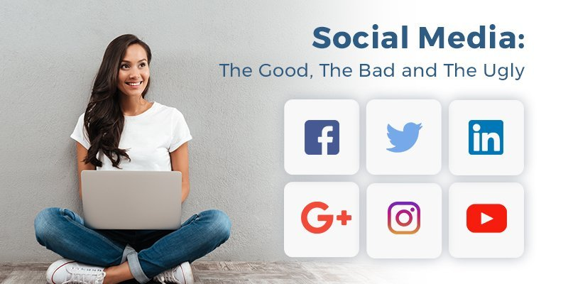 Social Media For Business: The Good, The Bad and The Ugly