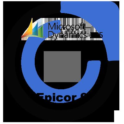 Epicor 9 ERP and Microsoft Dynamics 365 CRM
