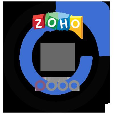Odoo ERP and Zoho CRM