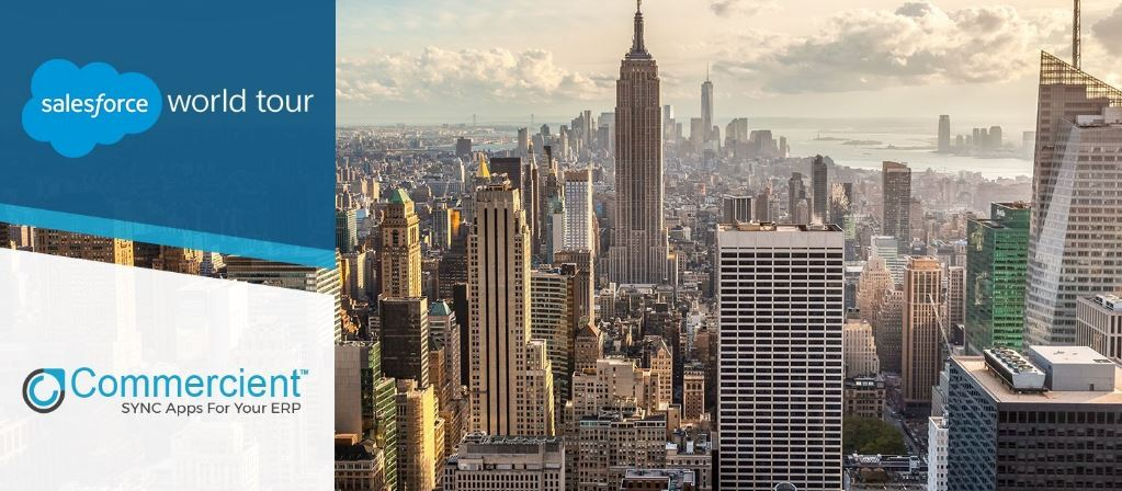 The Ultimate Guide To Salesforce World Tour New York City