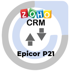 Epicor P21 and Zoho CRM