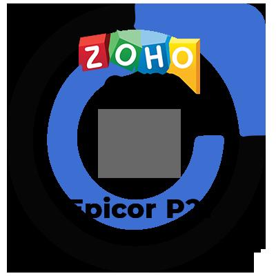 Epicor P21 and Zoho CRM