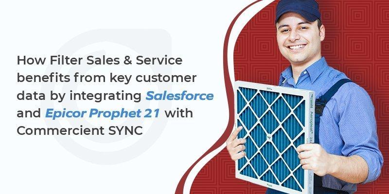 Salesforce and Epicor P21 Integration Success Story