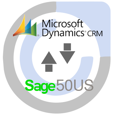 Sage 50 US and Microsoft Dynamics 365 CRM