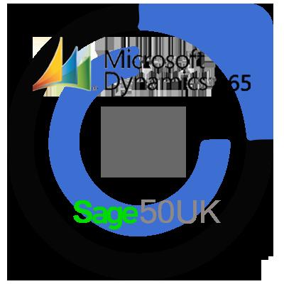 Microsoft Dynamics 365 and Sage 50 UK