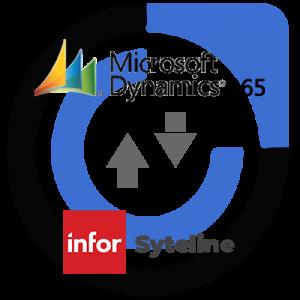 Infor Syteline ERP and Microsoft Dynamics 365 CRM