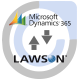 Lawson ERP and Microsoft Dynamics 365 CRM
