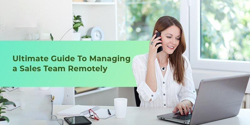 managing sales team
