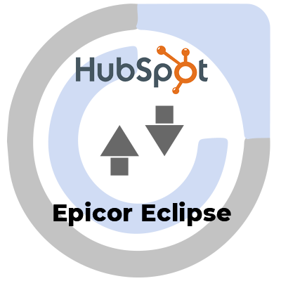 Epicor Eclipse ERP and HubSpot CRM