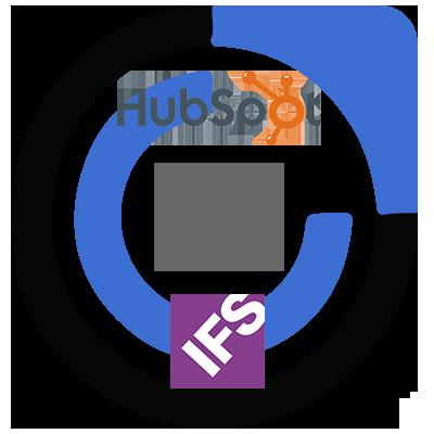 IFS ERP and HubSpot CRM