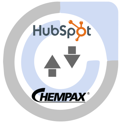 Chempax ERP and HubSpot CRM