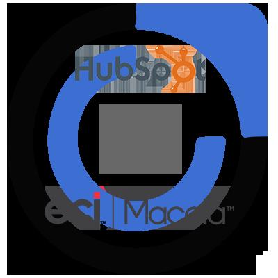 ECi Macola ES ERP and HubSpot CRM