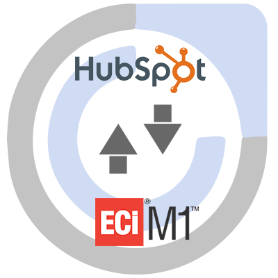 ECi M1 ERP and HubSpot CRM