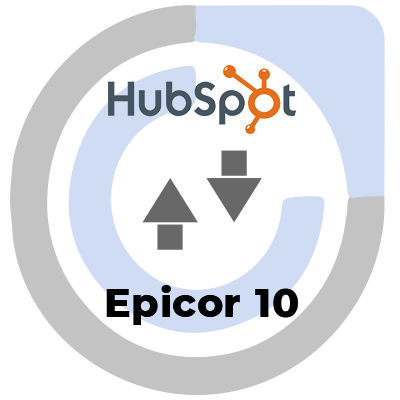 Epicor 10 ERP and HubSpot CRM