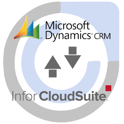 Infor CloudSuite ERP and Microsoft Dynamics CRM