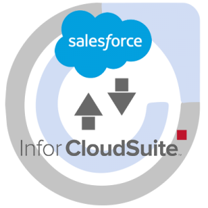 Infor CloudSuite ERP and Salesforce CRM