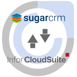 Infor CloudSuite ERP and Sugar CRM