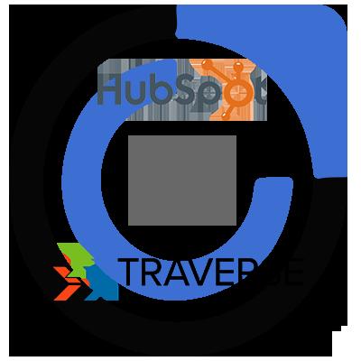 TRAVERSE ERP and HubSpot CRM