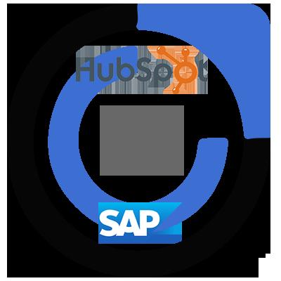HubSpot CRM and SAP ERP