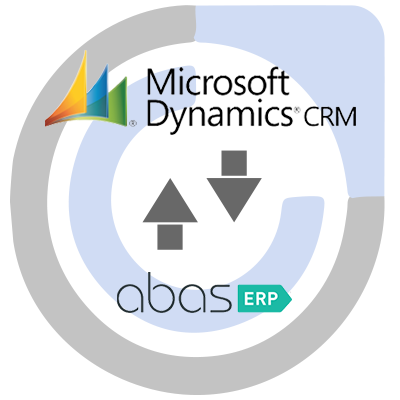 abas ERP and Microsoft Dynamics 365 CRM