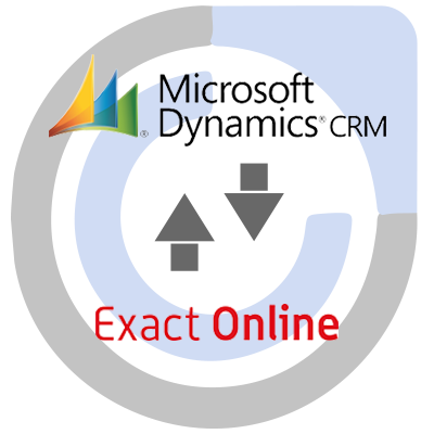 Exact Online ERP and Microsoft Dynamics 365 CRM