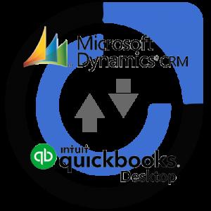 QuickBooks Desktop ERP and Microsoft Dynamics 365 CRM